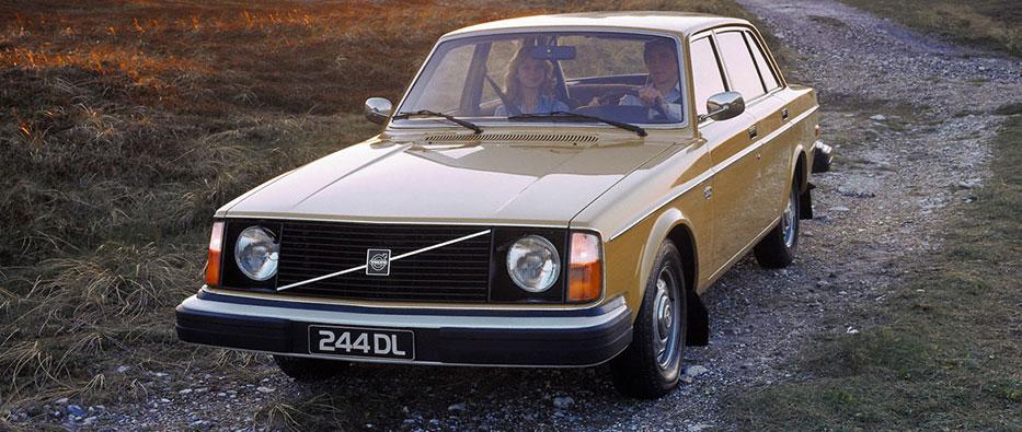 Volvo 245 самый удобный автомобиль для секса